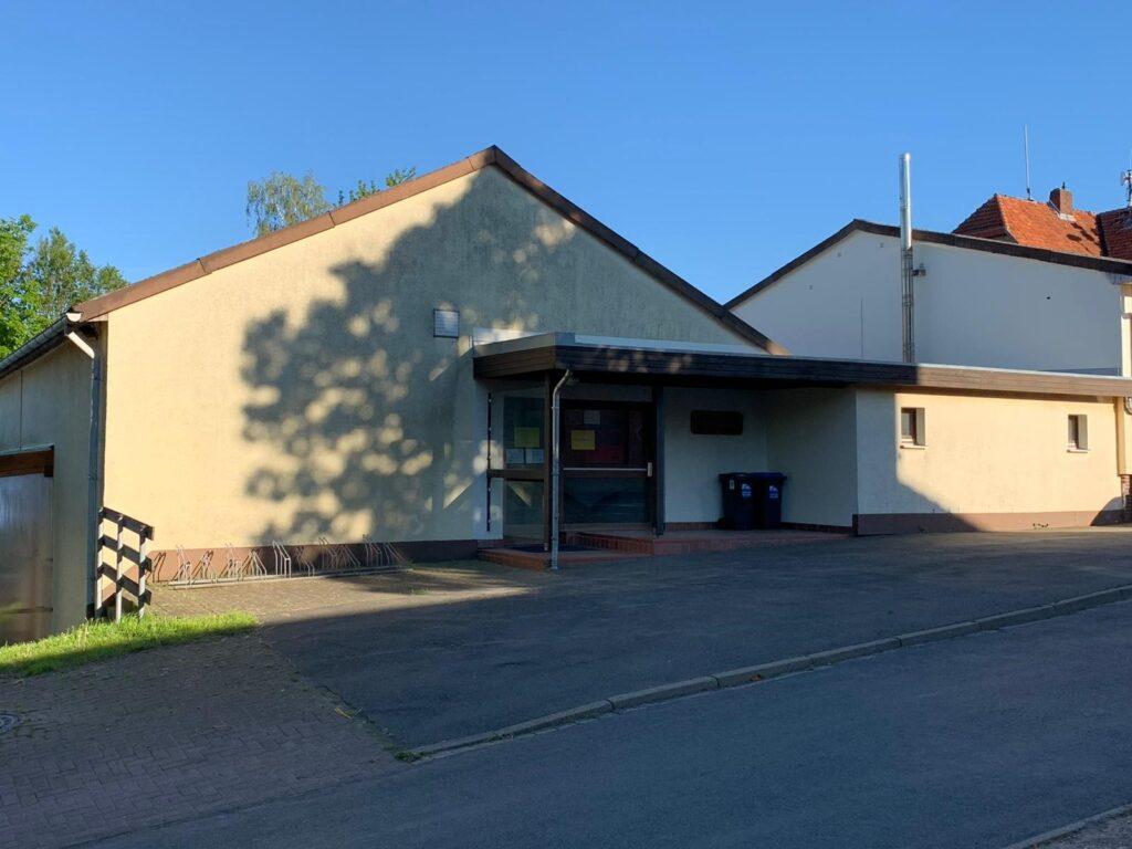 Sporthalle Wölpinghausen